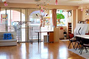 こひつじ東立石保育園 教室