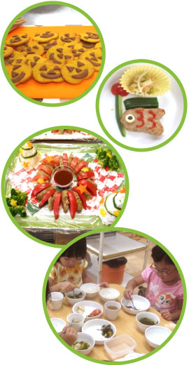 本田保育園給食
